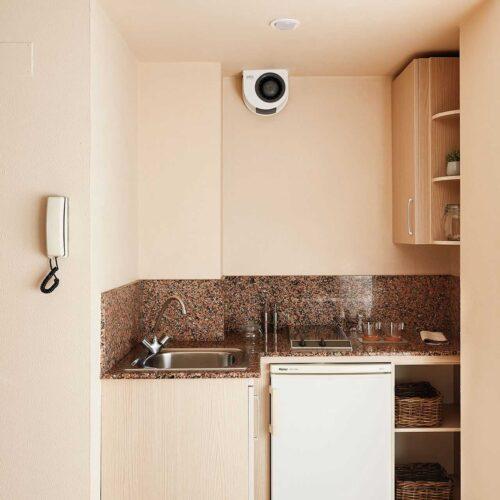Rialta habitación doble con cocina