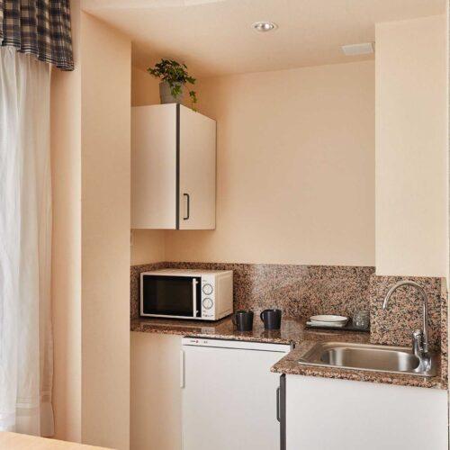 Rialta habitación doble sin cocina