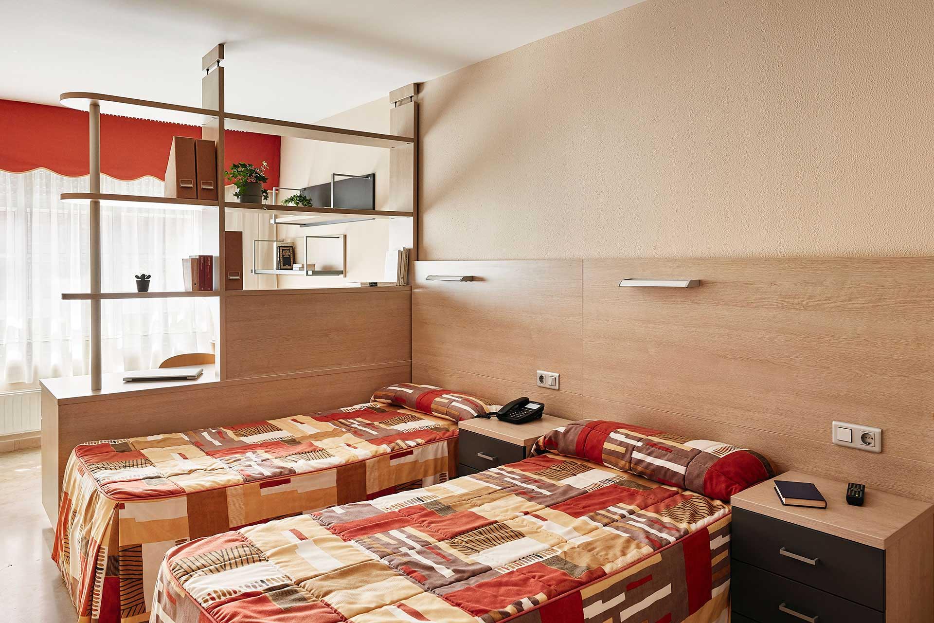 ApartHotel Rialta - habitacion doble