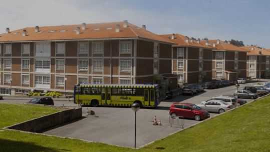Residencia Universitaria Rialta - entorno