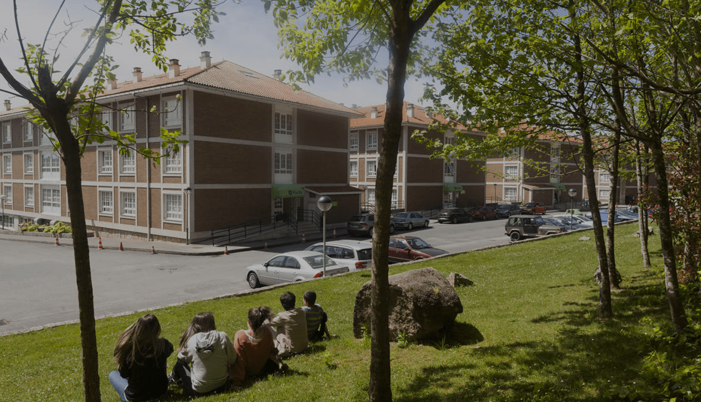 Residencia Universitaria Rialta vista exterior