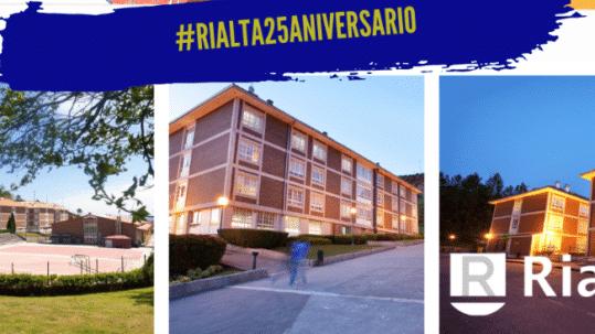 Residencia Universitaria Rialta - 25 aniversario